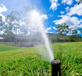Lawn Irrigation Home Services - Innovate Group, LLC