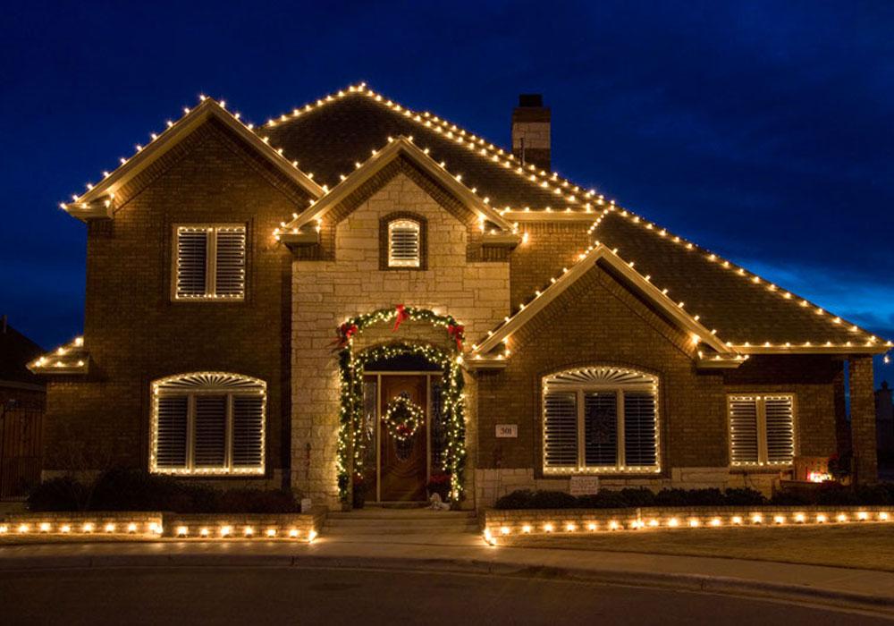 outdoor xmas lighting. Outdoor Christmas Lighting Ideas 06 - Innovative Group LLC Xmas